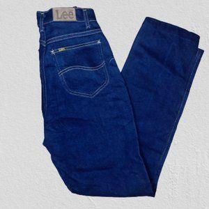Vintage Lee High Rise Jeans Size 6 Med